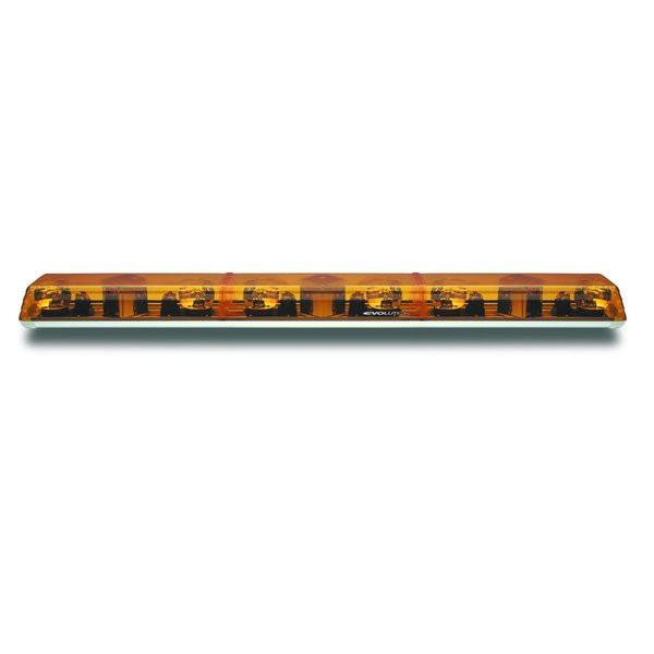 Lichtwarnbalken 6W6, 6 Drehspiegel, 1800 mm