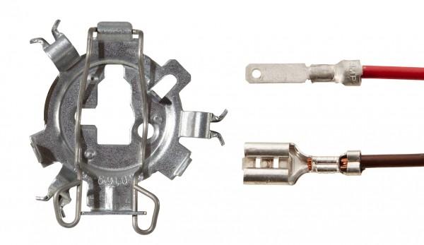 HELLA 1F1 161 825-021 Scheinwerfereinsatz, Fernscheinwerfer - Luminator Compact - 12/24V - Anbau/Ein