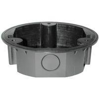 Unterputzdose mit akustischem Signalgeber für MX-LED