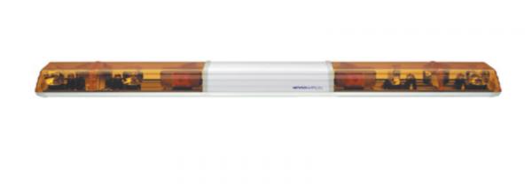 Lichtwarnbalken 626 - Drehspiegel 1800 mm mit FB