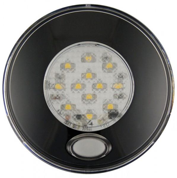 LED Innenraumleuchte schwarz