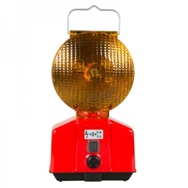 LED Baustellenleuchte ohne Secura-Halter, Optima-Blitz-LED