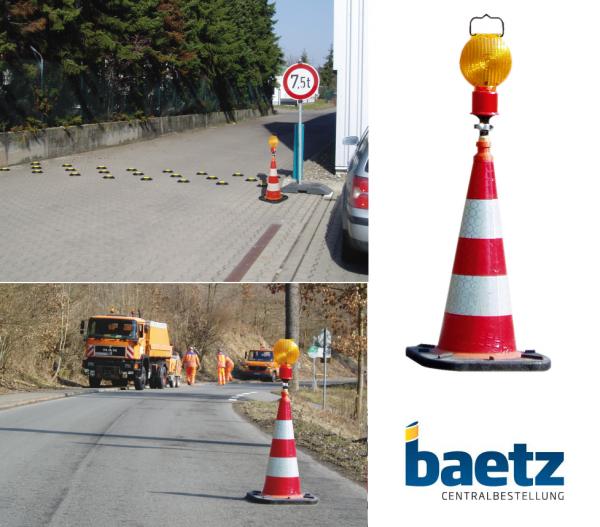 baetz horizont, Leitkegel-Blitz-Richtstrahler, H-21307